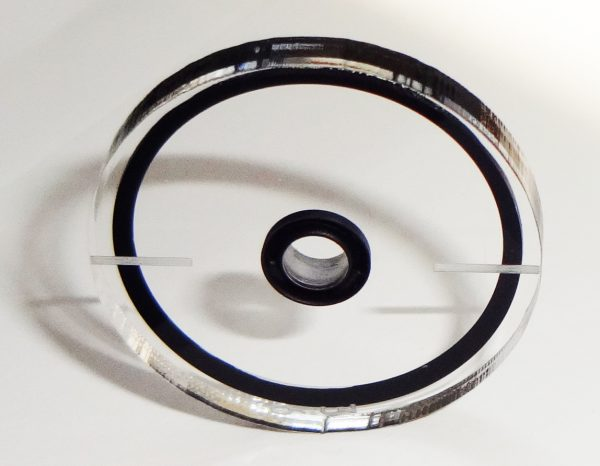 Front Sight Insert with Outer Ring