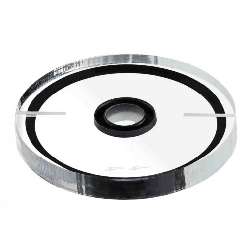 TEC-HRO Clear Sight insert with outer ring